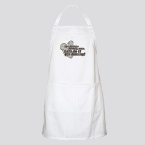 Do It For Johnny [Outsiders] BBQ Apron